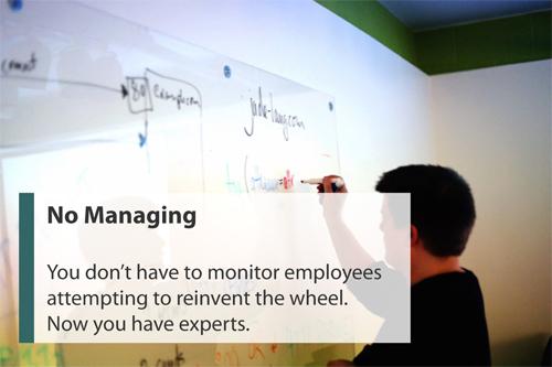 No Managing